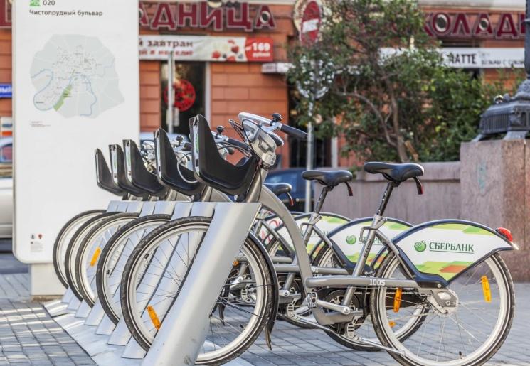 Централизованная система управлением велопроката