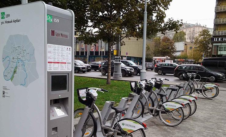 Внедрение системы велопроката у вас в городе